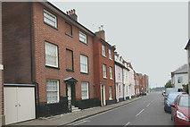 TM2532 : West Street, Harwich - west side by David Kemp