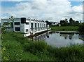 SE8311 : Keadby Pumping Station by Chris Allen