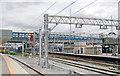 TQ3884 : Stratford Regional Station in transformation, 2009 by Ben Brooksbank