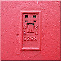 H8583 : Flush Bracket, Moneymore by Rossographer