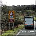 NM9434 : Eastbound A85 near Black Crofts by David Dixon
