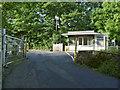 SJ9385 : Norbury Hollow Crossing by Alan Murray-Rust