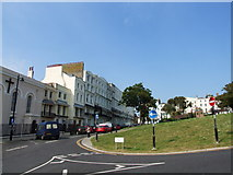 TQ8109 : Wellington Square, Hastings by Chris Whippet