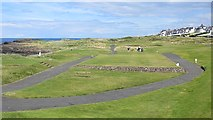 C8238 : The Old Course, Portstewart by Richard Webb