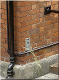 ST5393 : Mount Pleasant flush bracket by Neil Owen