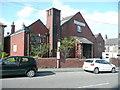 SE1016 : Former drill hall, Scar Lane, Golcar by Humphrey Bolton