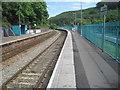 ST0491 : Trehafod railway station, Rhondda Cynon Taf by Nigel Thompson