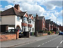 SK0418 : Anson Street - Rugeley by Anthony Parkes