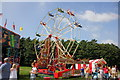 SJ5451 : Ferris Wheel at Cholmondeley Pageant of Power by Jeff Buck