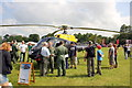 SJ5351 : Defence Helicopter Flying School at Cholmondeley by Jeff Buck