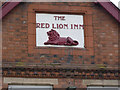 SK1705 : The Red Lion, Hopwas by Alan Murray-Rust
