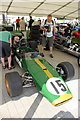 SJ5351 : The Paddock at Cholmondeley Pageant of Power 2014 by Jeff Buck