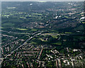 SJ8588 : Barnes Hospital from the air by Thomas Nugent