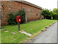 TL8851 : Old Bury Road Postbox by Adrian Cable