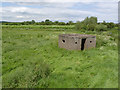 SK1903 : Pillbox alongside the River Tame by Alan Murray-Rust
