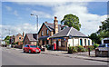 NH5249 : Post Office, Muir of Ord by Richard Dorrell