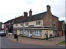 SJ9223 : The Water Mill, Stafford by Chris Whippet