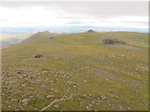 NJ1301 : North East view from the Summit Tor of Ben Avon by Alan Hodgson