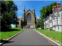 H8745 : St Patrick's Church of Ireland Cathedral, Armagh by Kenneth  Allen
