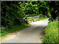 TL8346 : Entering Essex on Pentlow Road by Adrian Cable