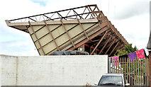 J3272 : Windsor Park football ground, Belfast - June 2014(5) by Albert Bridge