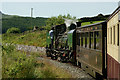 SH5751 : Welsh Highland Railway by Peter Trimming
