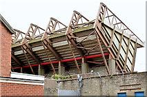 J3272 : Windsor Park football ground, Belfast - June 2014(7) by Albert Bridge