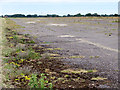 TF9807 : The SE/NW runway at RAF Shipdham by Evelyn Simak