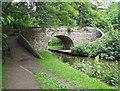 SJ9494 : Captain Clark's Bridge by Stephen Burton