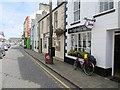 D3115 : Toberwine Street, Glenarm by Richard Webb