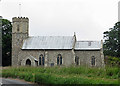 TG2539 : Church of St Michael and All Angels, Sidestrand by Pauline E