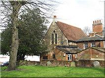 TL9925 : St. Helen's Chapel, St. Helen's Lane, CO1 by Mike Quinn