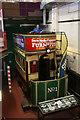 SN7803 : Gas tram, Cefn Coed Colliery Museum by Chris Allen