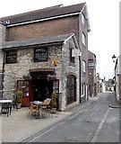 SY6990 : Walnut Grove Coffee Shop, Dorchester  by Jaggery