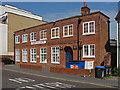 TQ0059 : Former drill hall, Woking by Alan Hunt