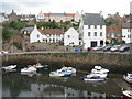 NO6107 : Harbour at Crail by M J Richardson