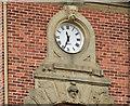 J0858 : School clock tower, Lurgan by Albert Bridge