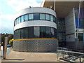 TQ3476 : Peckham Pulse Healthy Living Centre, Peckham Square by Robin Stott