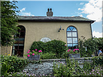 SO1349 : Converted Chapel, Rhulen, Powys by Christine Matthews