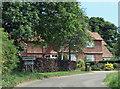 TG0041 : Langham village limits by Pauline E