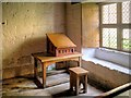 SE4498 : Reconstruction of a Carthusian Monk's Cell, Mount Grace Priory by David Dixon