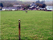SN0729 : Pentre Rosebush Village by Alan Richards