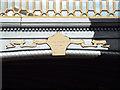 TQ3377 : Plaque, Hill Street Bridge by Robin Stott