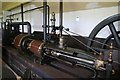 SO0612 : Brecon Mountain Railway - steam museum by Chris Allen