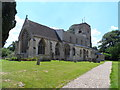 TL5562 : St Mary the Virgin, Swaffham Bulbeck by Bikeboy