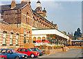 TQ5738 : Tunbridge Wells West: former Station, in 1991 a restaurant by Ben Brooksbank
