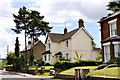 TG0433 : Detached Housing on the Briston Road, Melton Constable, Norfolk by Brian Chadwick