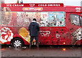 NO0903 : That's no way to treat an ice cream van by William Starkey
