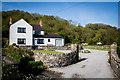 SS4992 : Hill House, Llanrhidian by David Thomas