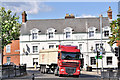TF8109 : Heavy Commercial vehicles through Swaffham, Norfolk by Brian Chadwick